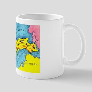 Michigan Northern Upper Peninsula Mug