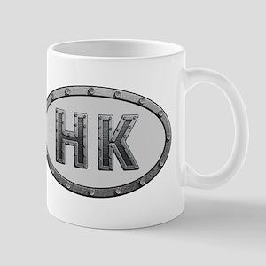 HK Metal Mug