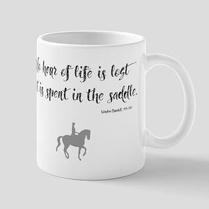 Horses Hour of Life (dressage) Mugs