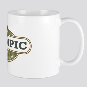 Olympic National Park Mugs