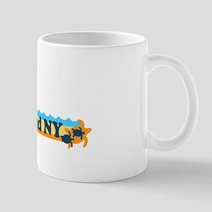Fire Island - Beach Design Mug