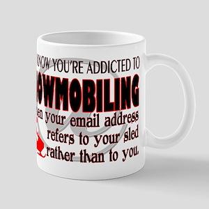 YKYATS - Email Address Mug
