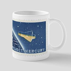 Project Mercury 4-cent Stamp Mug