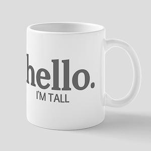 Hello I'm tall Mug