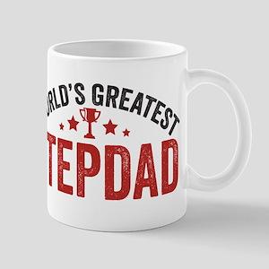 World's Greatest Stepdad Mugs