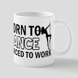 Born to pole-dance Mug