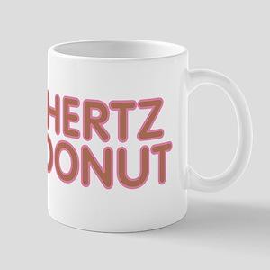 Hertz Donut Mugs