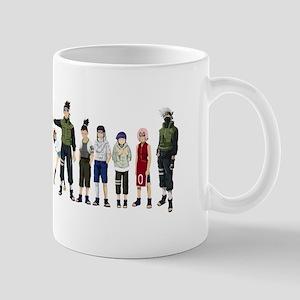 Anime characters Mugs