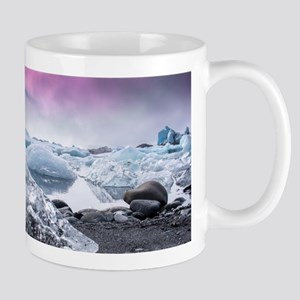 Glaciers of Iceland Mugs