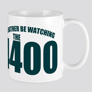 The 4400 11 oz Ceramic Mug
