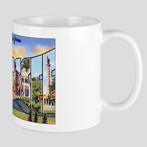 Tennessee Greetings Mug