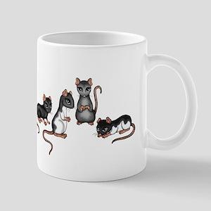 cute rats Mugs