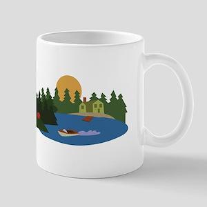 Lake House Mugs