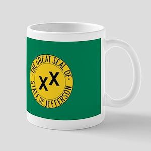 State of Jefferson Mugs