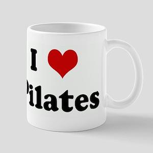 I Love Pilates Mug