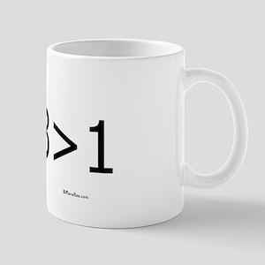 I love more than one Mug