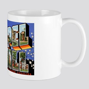 Chapel Hill North Carolina Mug