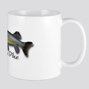 Northern Pike Coffee Cup