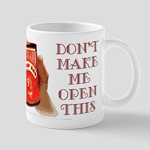 Fist O Whoop Ass II Rectangle Mugs