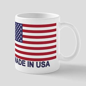 MADE IN USA (w/flag) Mug