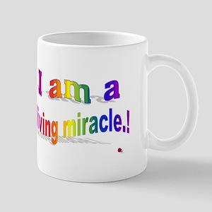 A Living Miracle 11 oz Ceramic Mug