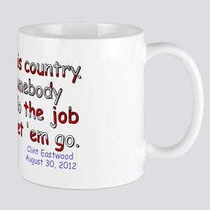 We Own This Country - Mug