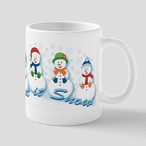 Let it Snow Mug