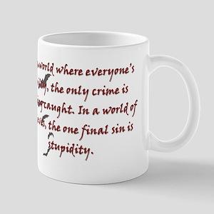 fear and loathing Mugs