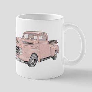 1950 Ford F1 Mug