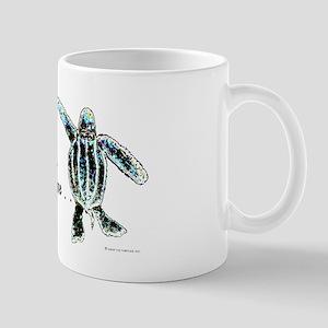 SAVE PLANET & TURTLES COFFE MUG