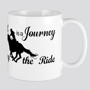Life is a Journey, Enjoy the Ride Mugs