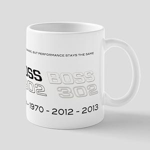 Mustang Boss 302 Mug