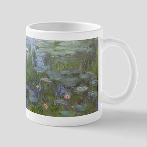 Claude Monet's Nympheas Mugs