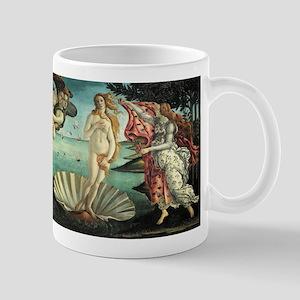 Sandro Botticelli's The Birth of Venus Mugs