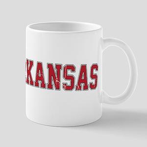 Arkansas - Jersey Mugs