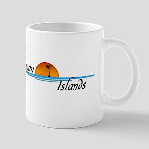 Cayman Islands Sunset Mug