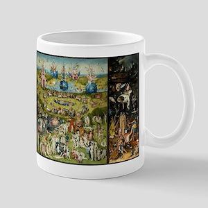 Hieronymus Bosch Garden Of Earthly Delights Mugs