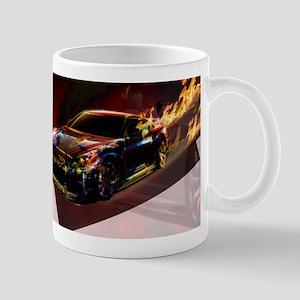 Abstract GTR Mug