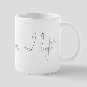 horizons and light Mugs