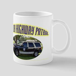 Florida Highway Patrol K9 Mug