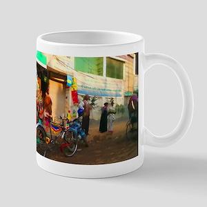 Bangladesh Rickshaw Mugs