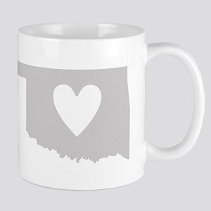 Heart Oklahoma Mug