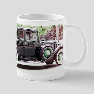 Old Car Mugs