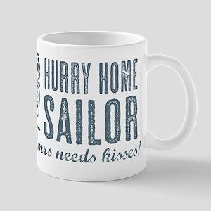 Hurry Home Sailor 11 oz Ceramic Mug