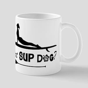 What SUP Dog-b Mugs