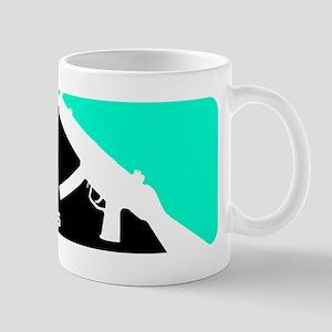 MP5 Shirt - 9mm Firearms Apparel Mug