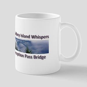 Deception Pass Bridge Mug