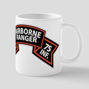 F Co 75th Infantry (Ranger) Scroll Mug