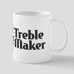 Treble Maker - Black Mugs