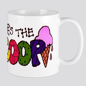 Here's the Scoop Mug